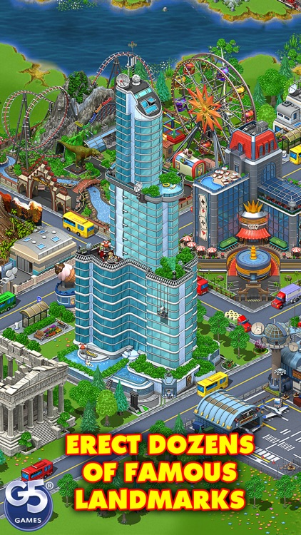 Virtual City Playground