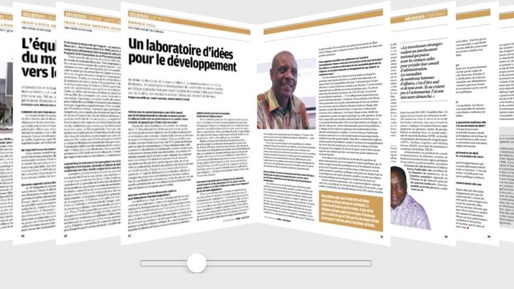African Business FR screenshot-4