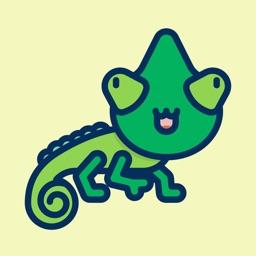 Chameleon Podcast Player
