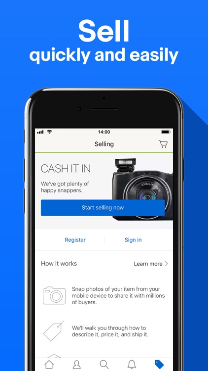 eBay: Buy, sell & save today