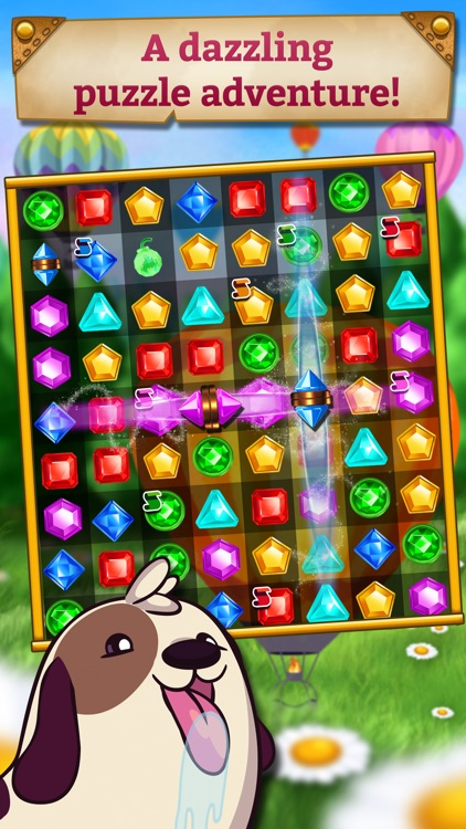 Jewel Mania™ screenshot-0