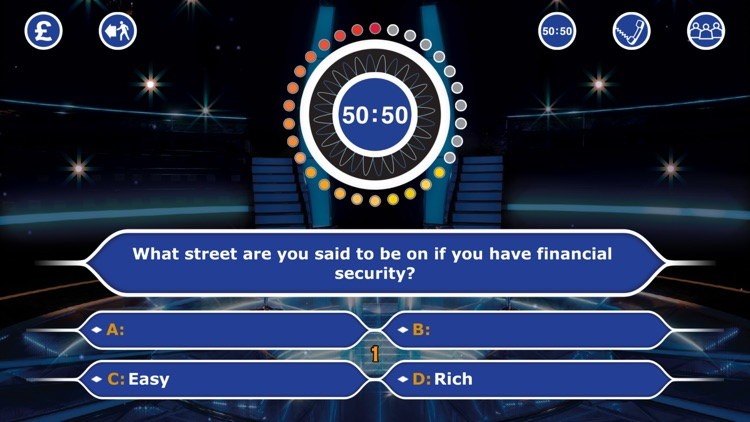 Who Wants To Be A Millionaire screenshot-3