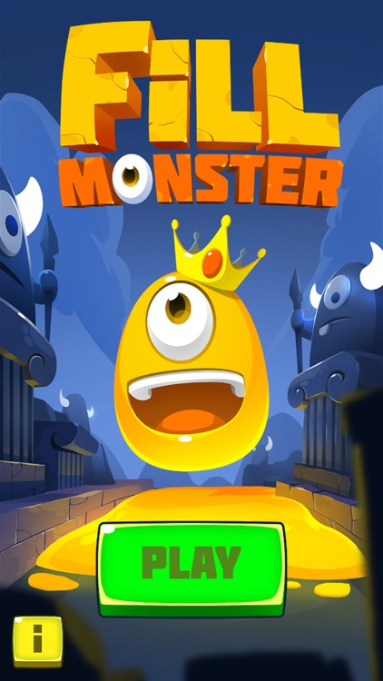 Fill Monster - Zen Puzzle by Lam Nguyen Duy