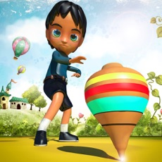 Activities of Spin Top Kids Spinner Game