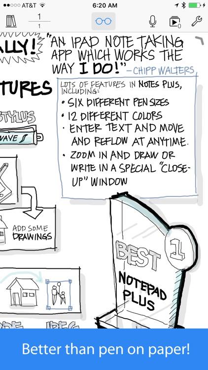 Notes Plus screenshot-0