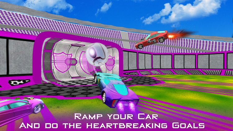 Super RocketBall -Football2018 screenshot-9