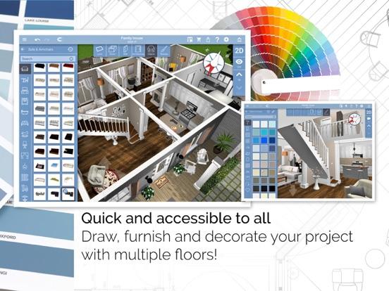 Screenshot #2 for Home Design 3D