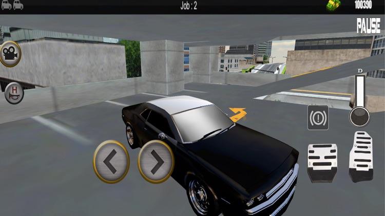 Car City Parking Simulator 3D screenshot-3