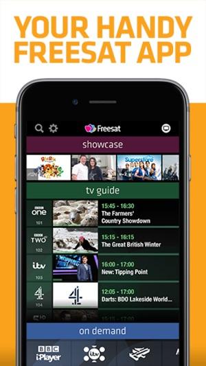 Freesat on the App Store