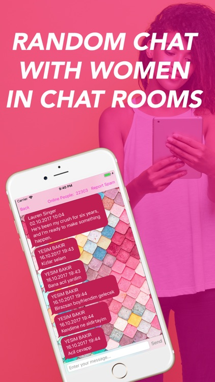 WOMANLY - Group Chat For Women