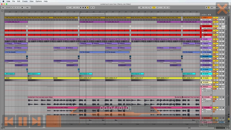 Remixing Course For Ableton screenshot-3