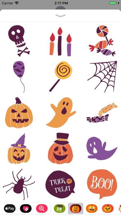 Happy Halloween Ghoulish App