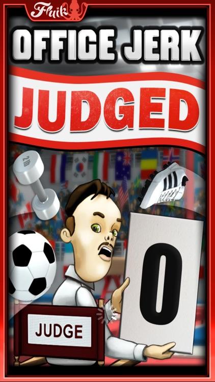 Office Jerk: Judged!