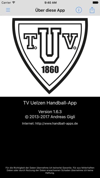 TV Uelzen Handball screenshot-3