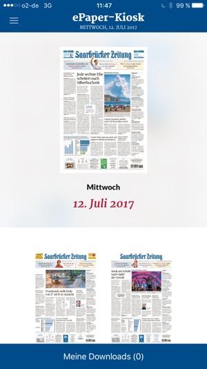 Saarbrücker Zeitung Epaper : saarbr cker zeitung aktuell im app store ~ Eleganceandgraceweddings.com Haus und Dekorationen