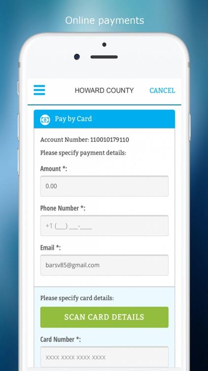 Howard County Utilli screenshot-4