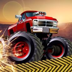 Activities of Crazy Stunts Monster Truck Sim