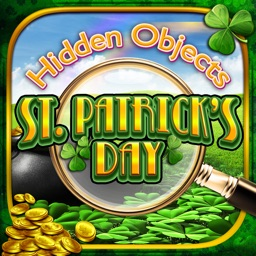 Hidden Object St Patrick's Day