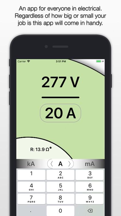 PIER: Ohm's Law Calculator screenshot-4