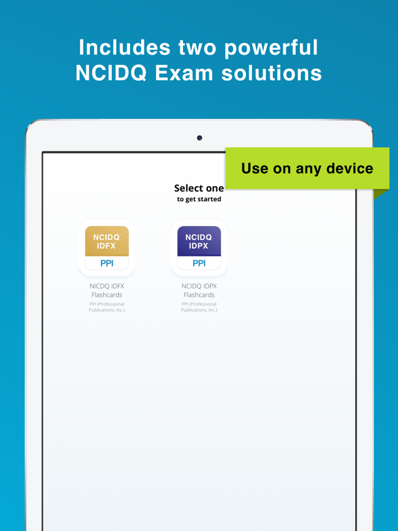 NCIDQ® IDPX& IDFX Flashcards screenshot 5