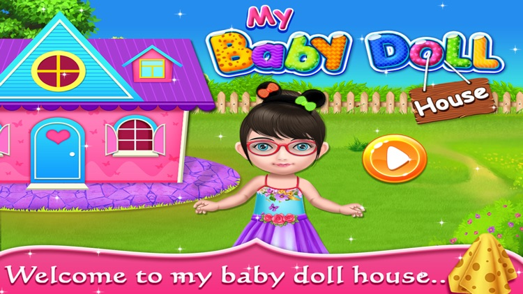 My Baby Doll House - Tea Party