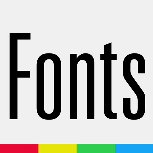 Fonts - for Instagram