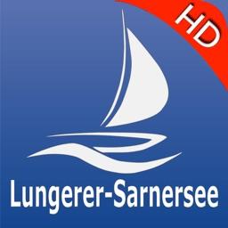 Lungern Sarnen Lakes Chart pro