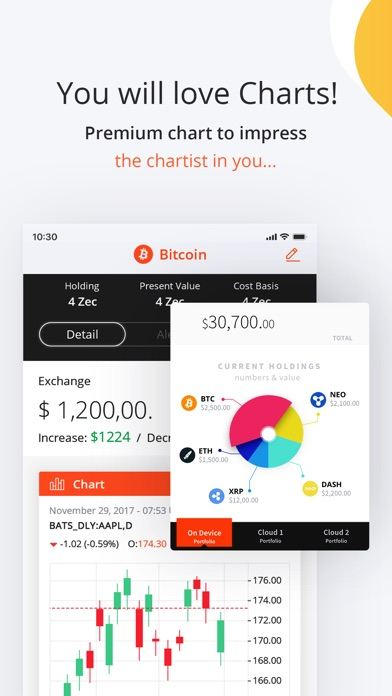 CryptoTAIL screenshot #4