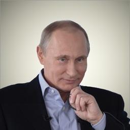 Stickers for Vladimir Putin