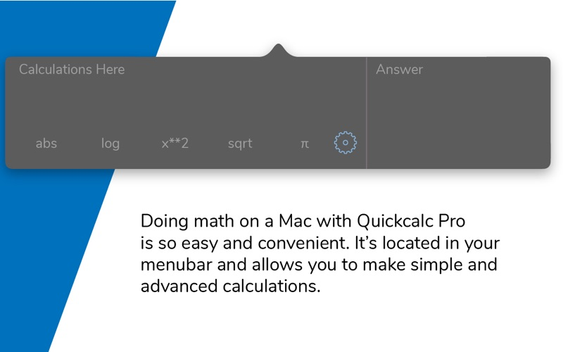 Quickcalc Pro Screenshots
