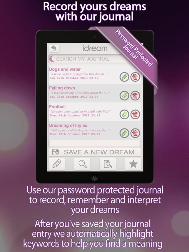 iDream - Dream Interpreter on the App Store