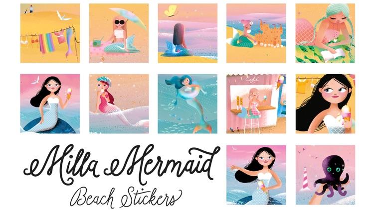 Milla Mermaid Beach Pack