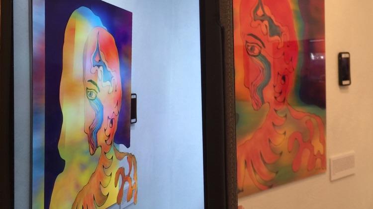 Daniel Leighton Art + AR