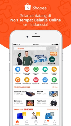 Shopee No 1 Belanja Online On The App Store