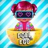 Confetti POP Surprise Doll Egg