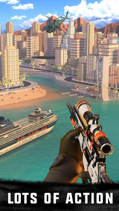 Sniper 3D: Fun FPS Shooting app image