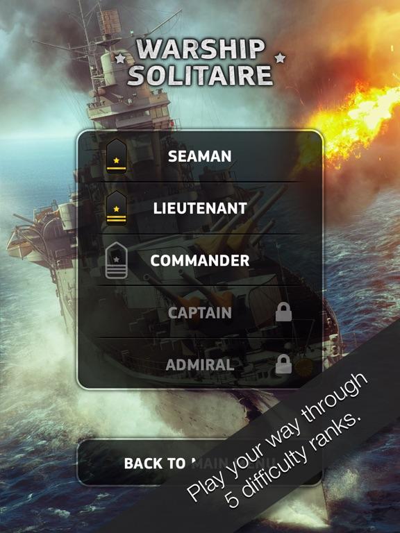 Warship Solitaire Screenshots