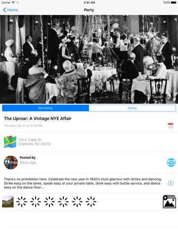 MLife App - náhled