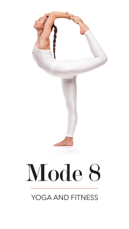 Mode 8 Yoga and Fitness