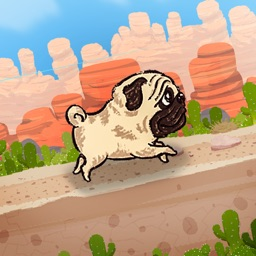 Pug Life Run Games