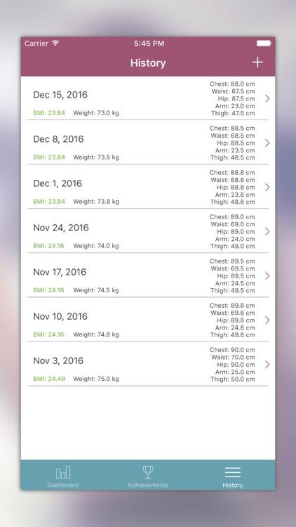 iBodyShape screenshot-4