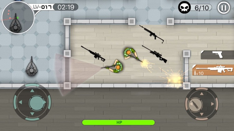 Strike Fire - Break The Door screenshot-3