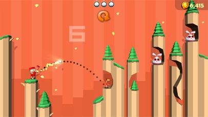 Golf Hero - Pixel Golf 3D screenshot 2