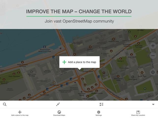 MAPS.ME – Offline Map & Nav on the App Store