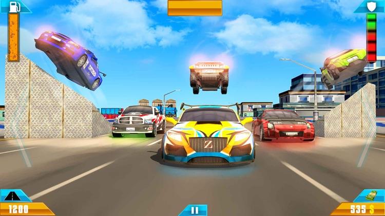 Car Game Crash Survival Race screenshot-4