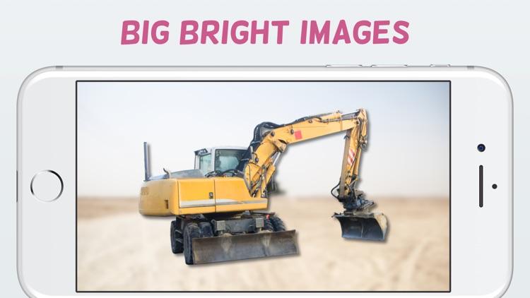 Tractor & Digger - Puzzlebook screenshot-3