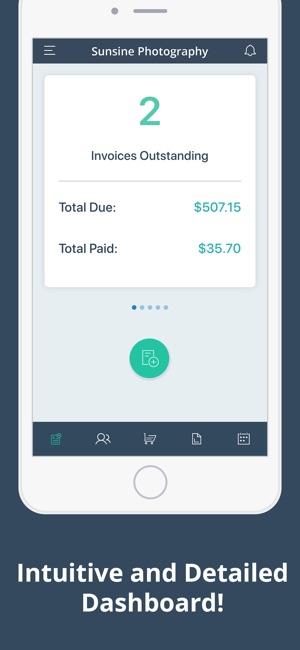 invoice maker receipt estimate en app store