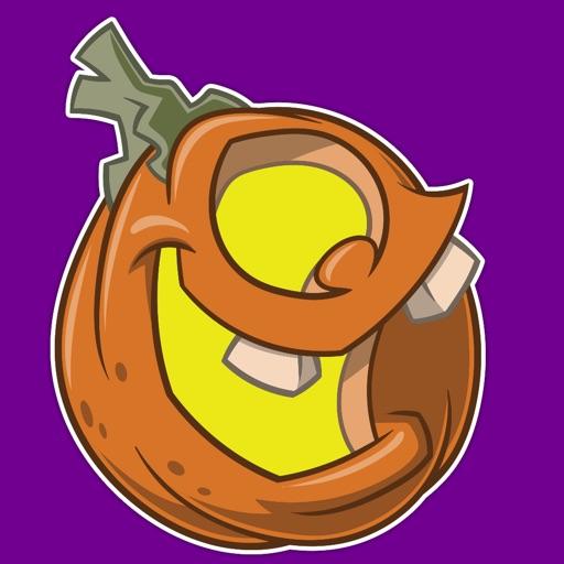 Pumpkin Patch Stickers