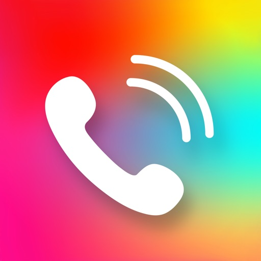 Color Your Call app for iphone