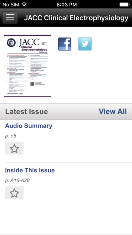 JACC Journals screenshot-4